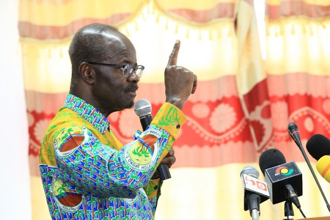 Mahama, Nana Addo behaving like kids – Nduom