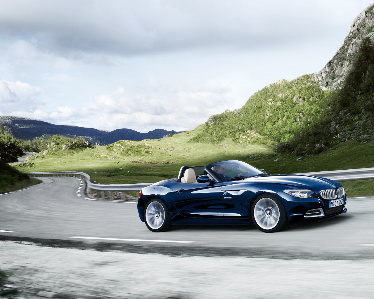 World Of Cars: BMW Z4 Images
