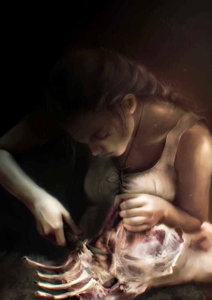 Fantasy Digital Paintings by Ania Mitura