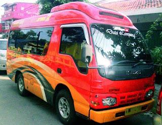 Travel Pondok Rangon Ke Teluk Betung Lampung