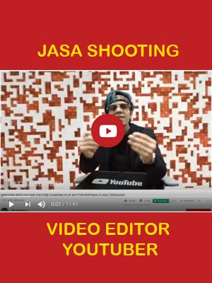 Jasa Shooting dan Video Editor Profesional