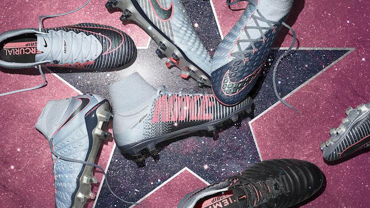 "Nike presentó su nuevo pack de botines ""Rising Fast"""