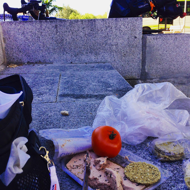 nutrition advice for bicycle touring