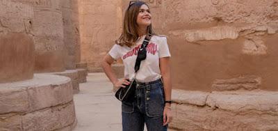 Maisa Silva está curtindo férias no Egito