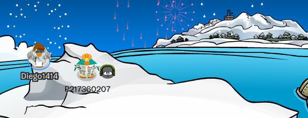 Club Penguin Enero 2015