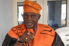 Oloye Lekan Alabi Aare Alaasa Olubadan of Ibadanland