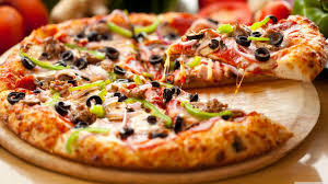 Free Pizza wallpapers and Pizza backgrounds for your computer