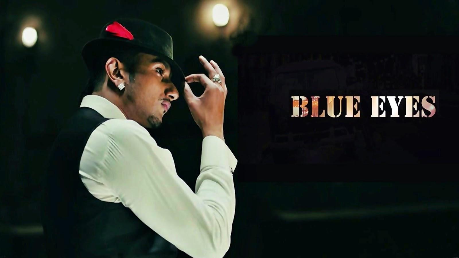 Hindi Movie Songs Lyrics: Blue Eyes Lyrics