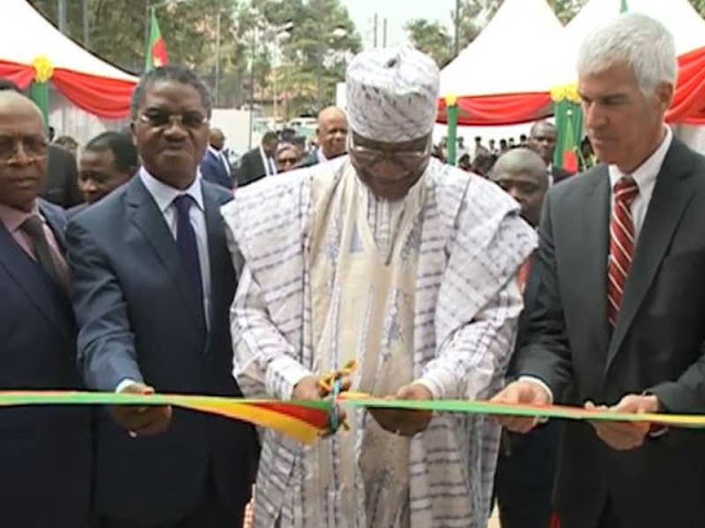 Cameroon Inaugurates US-Funded Center for Disease Control