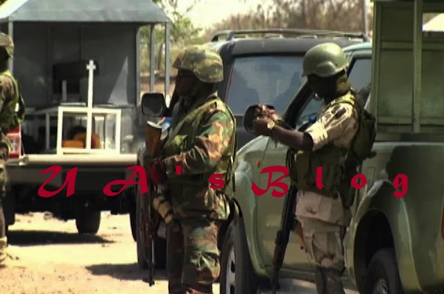 Benue killings: Army arrests key suspect, Tarshaku