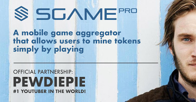 Sgame Pro ICO