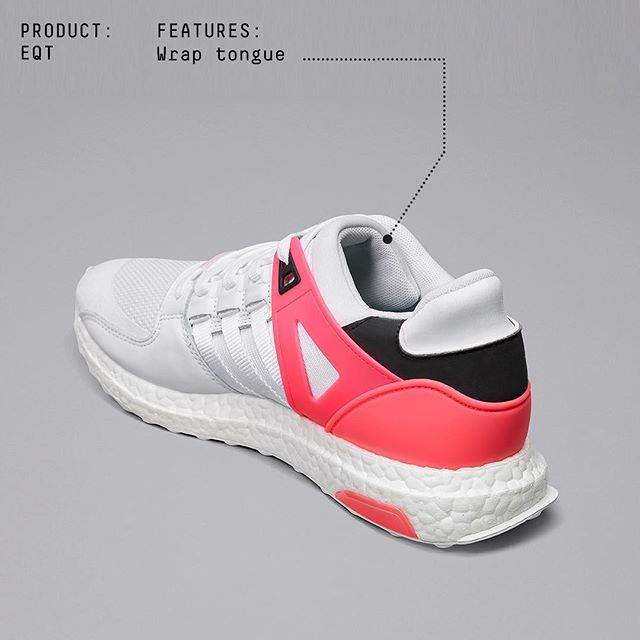Adidas Originals WMNS EQT Support RF women lifestyle sneakers