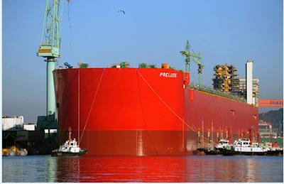Kapal Terbesar Di Dunia Yang Dibina Oleh Syarikat Samsung