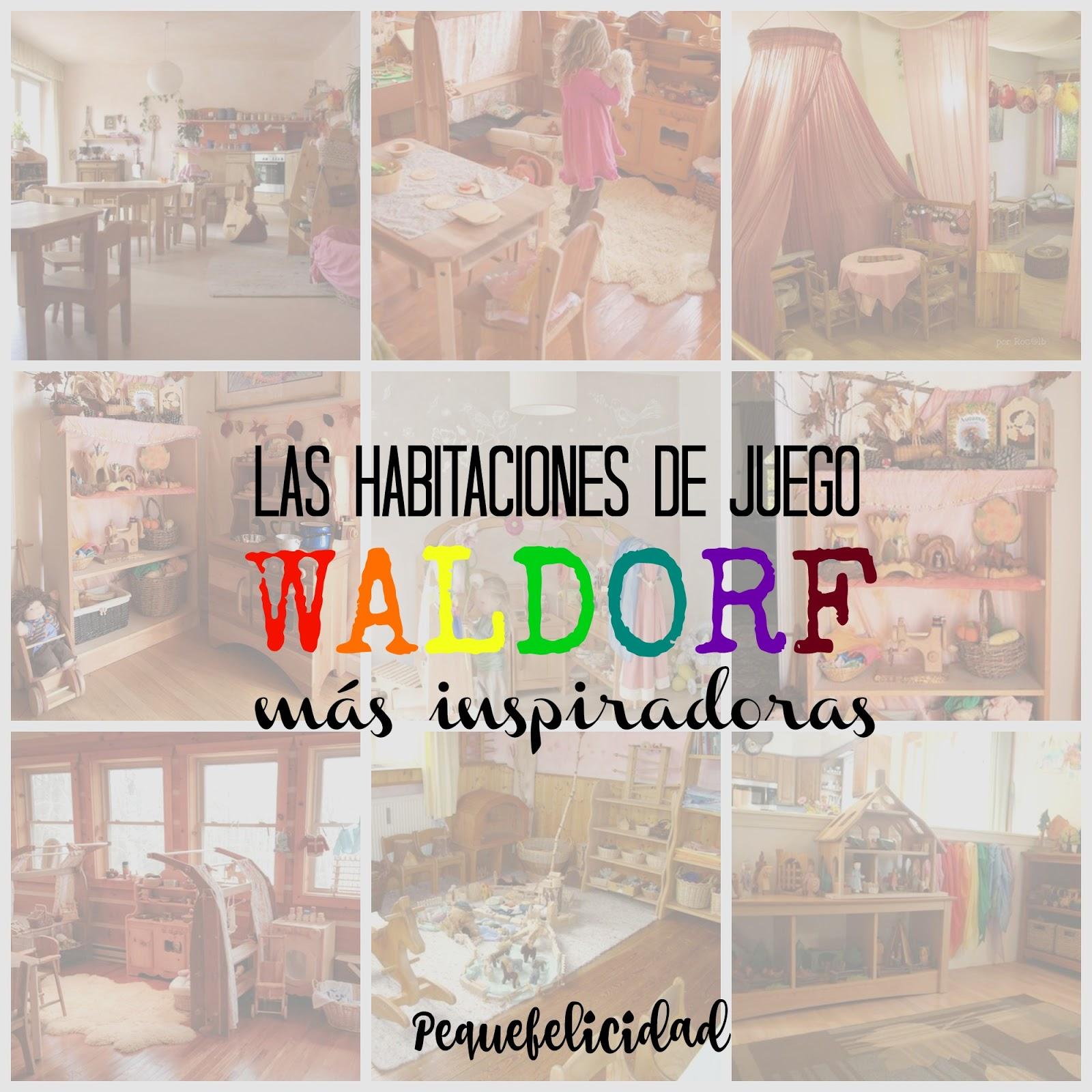 Pequefelicidad Las Habitaciones De Juego Waldorf Mas Inspiradoras