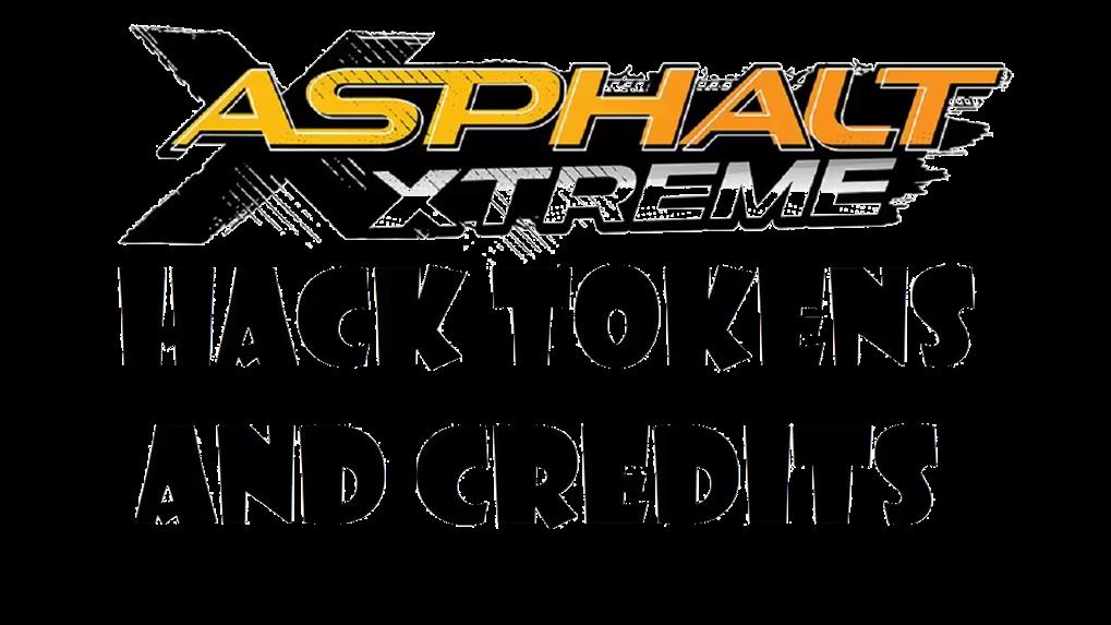 Asphalt Xtreme: Rally Racing Hack MOD Unlimited Tokens,Credits,Star