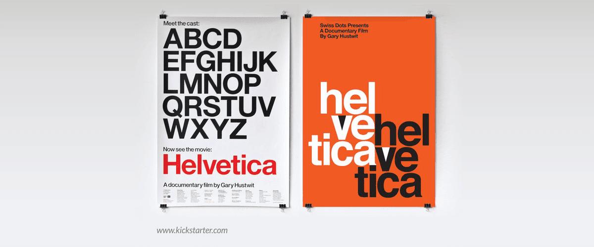 Peristiwa Penting Dalam Desain Grafis - Helvetica (1951)
