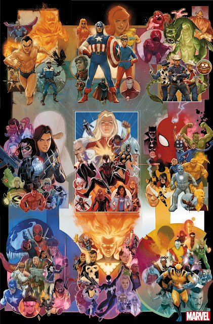 Marvel's 80th Anniversary Phil Noto