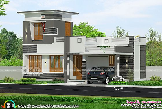 1 bedroom 650 Sq.feet single storied house
