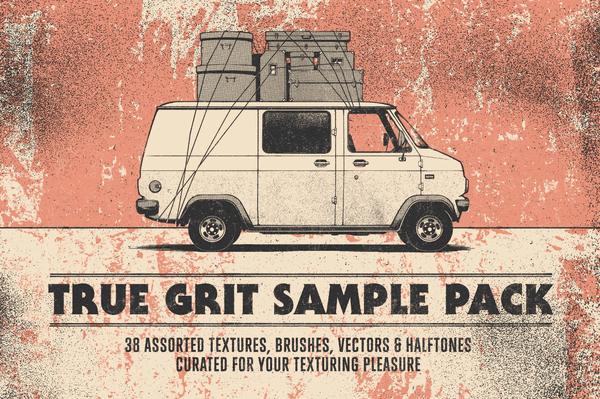 True Grit Sample Pack
