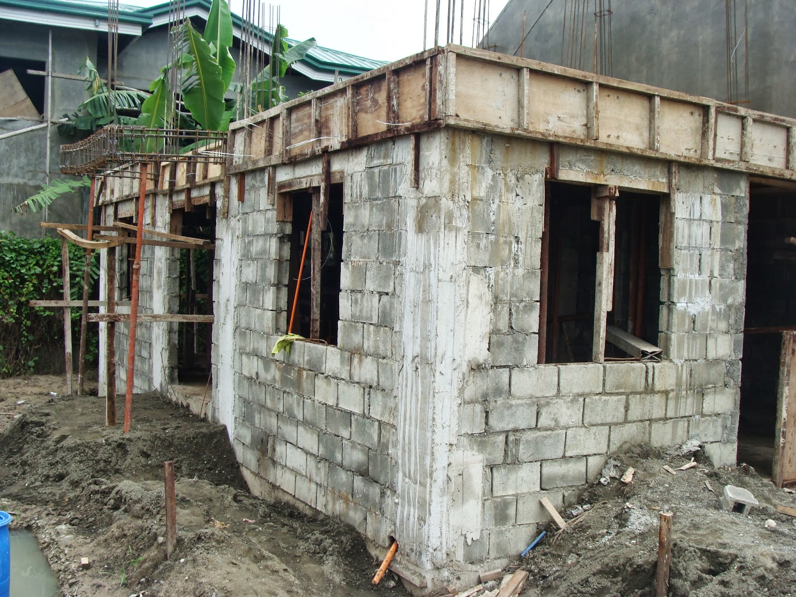 Design for small boarding house modern design