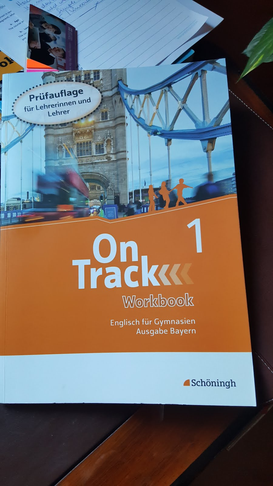 On Track 1 - Workbook