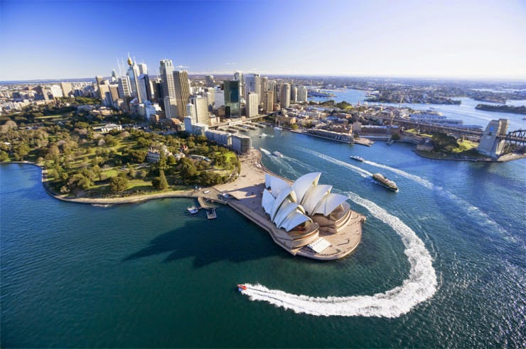 10. Sydney, Australia - 30 Best and Most Breathtaking Cityscapes