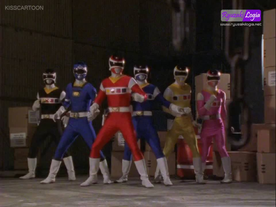 Power Rangers In Space Episode 18 Subtitle Indonesia ...
