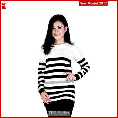 TRZ44 Women 014 Dravery Sweater Rajut Murah