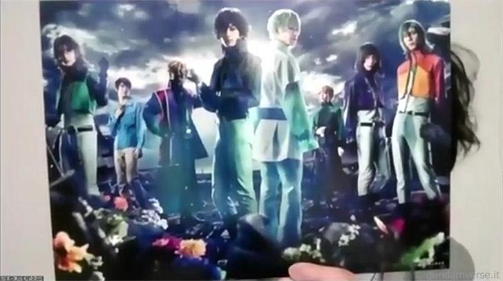 "Report dell'Online Talk di ""Mobile Suit Gundam 00 - Hakai ni yoru Kakusei Re:(in)novation"""
