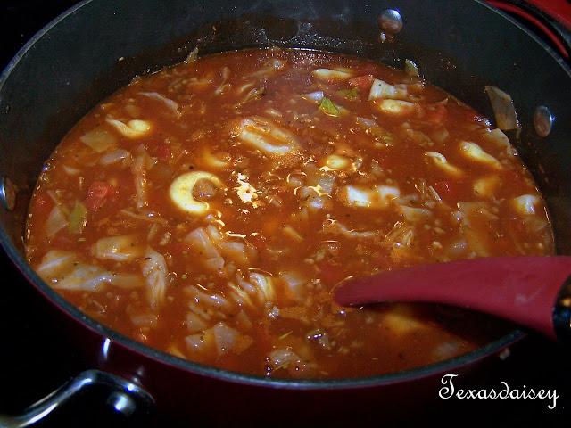 man pleasin' tortellini soup recipe