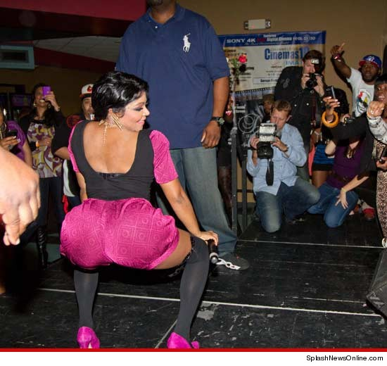 Lil kim big ass