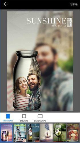 تطبيق PIP Camera  Photo Effect لتحرير الصور الاحترافية