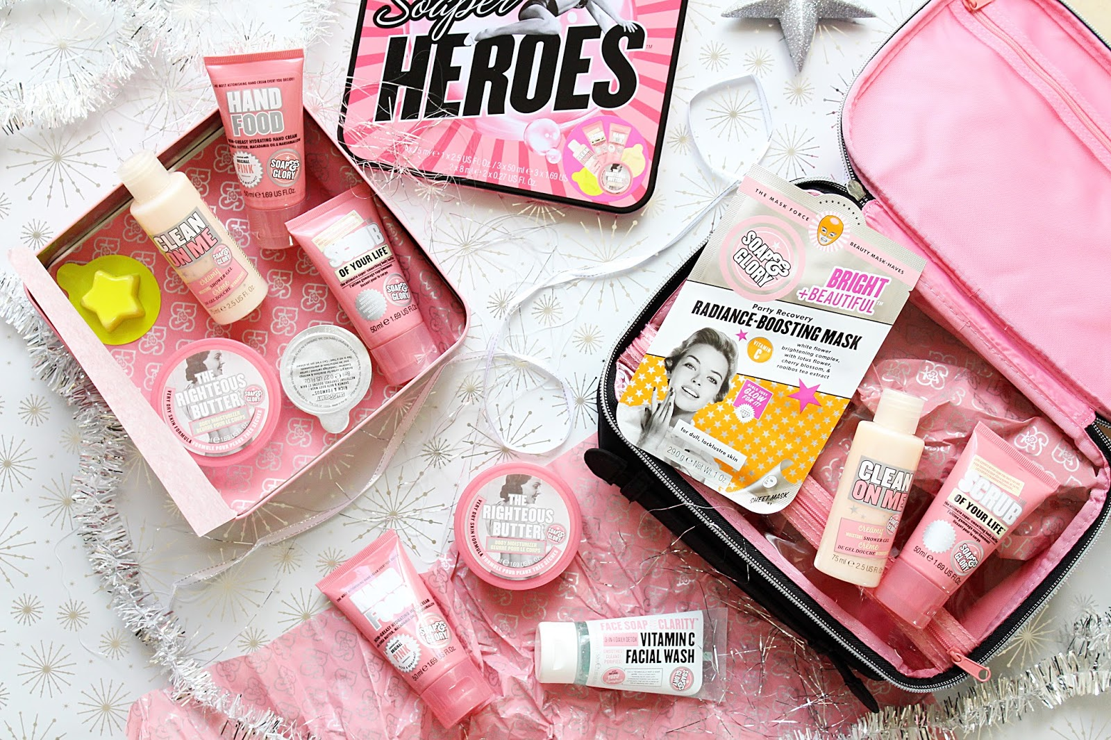 Festive Gift Guide - Soap & Glory Gift Sets From Boots