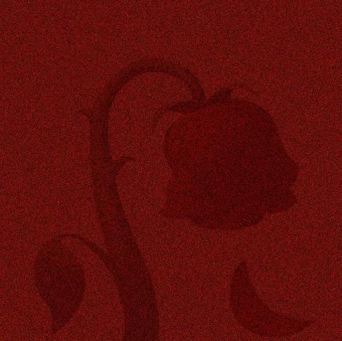 TILDA -  GARDEN ROSE #KHH