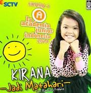 Jadi Matahari - Kirana (La Academia Junior)