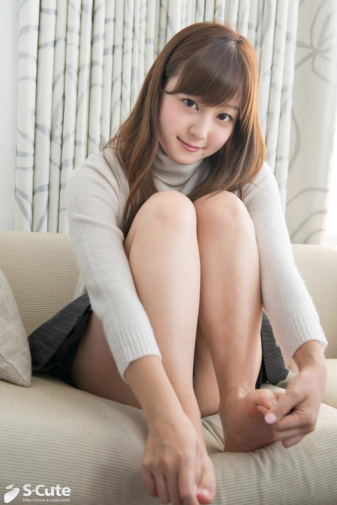 CENSORED S-Cute 425 Mao #4 彼女のいつもが覗けるオナニー, AV Censored