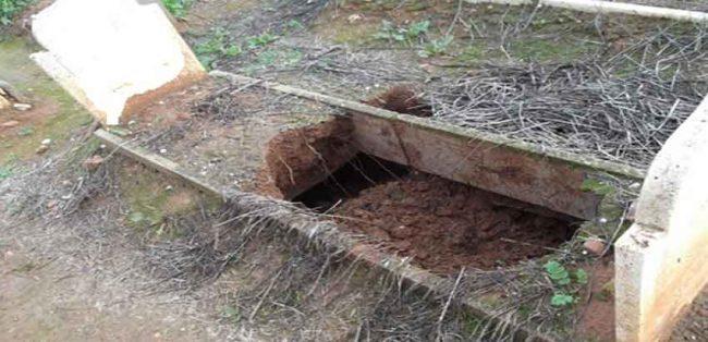 توقيف 4 أشخاص متلبسين بنبش وحفر القبور بحثا عن الكنز بإقليم تيزنيت