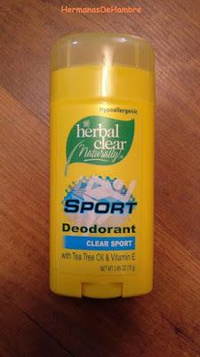 iherb desodorante sin aluminio