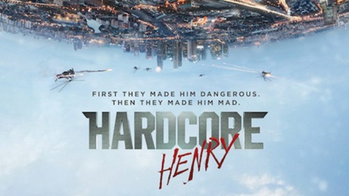 Hardcore: Missão Extrema - Hardcore Henry Torrent – HDRip Legendado (2016)
