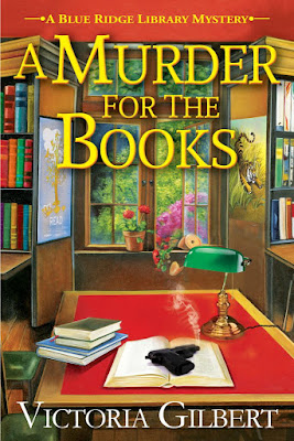 Bea's Book Nook, A Murder for the Books, Review, Giveaway, Victoria Gilbert