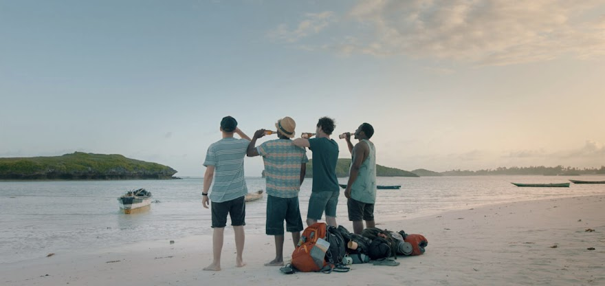 "Sunu Directs Message-on-a-bottle Bromance In Awesome Castle Lager Spot ""Coming Home"""
