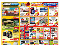 Factory Direct Lowest Price Flyer valid October 1 - 7, 2020