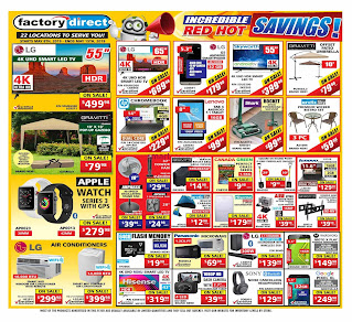 Factory Direct Lowest Price Flyer valid December 3 - 9, 2020