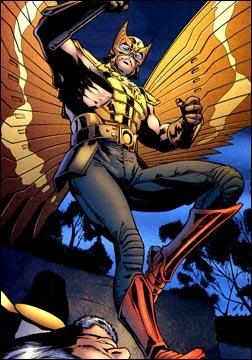 Mengenal Hawkman, Anggota Justice League yang Berasal dari Thanagar