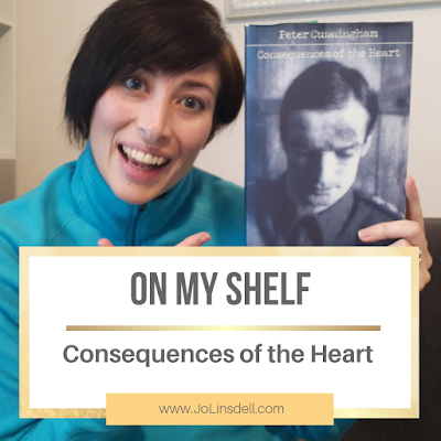 On My Shelf: Consequences of the Heart by Peter Cunningham