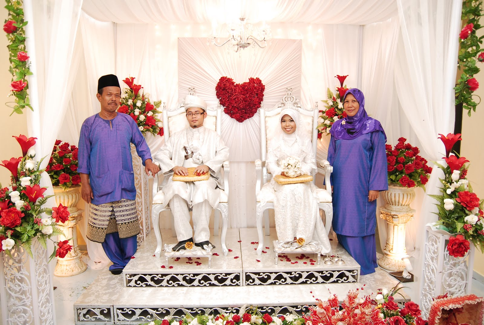 auyun's wedding