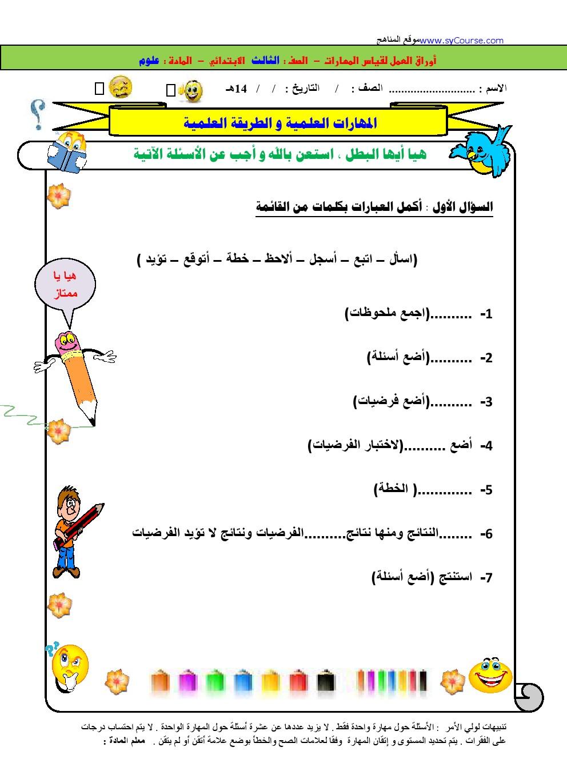 كتاب اللغة العربية للصف السابع الجزء الاول pdf