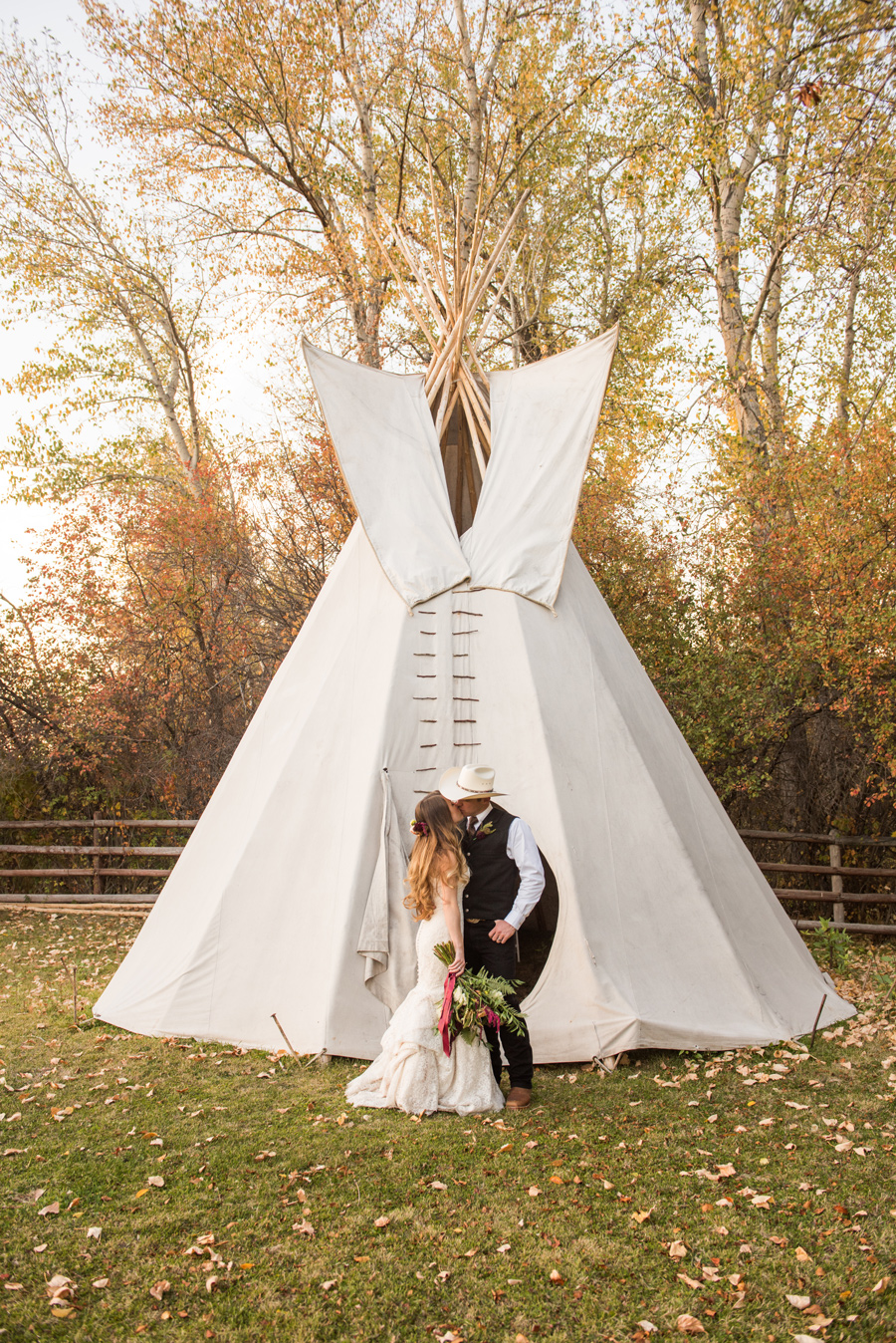 Tepee / Cali Frankovic Photography