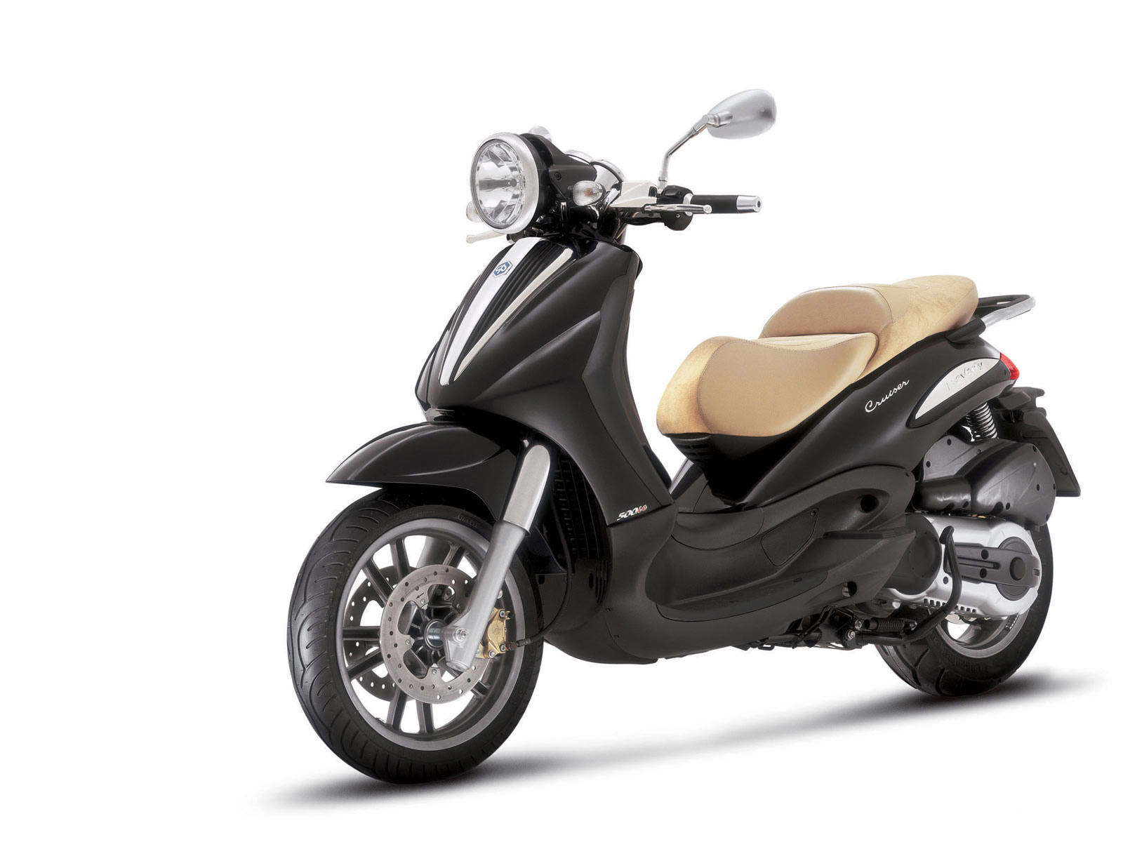 Piaggio Scooter Pictures. 2007 Beverly Cruiser 500