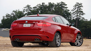 Dream Fantasy Cars-BMW X6 M